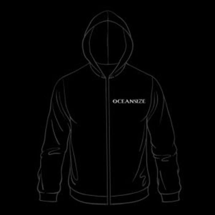 Oceansize - Logo Hooded Sweatshirt - Omerch