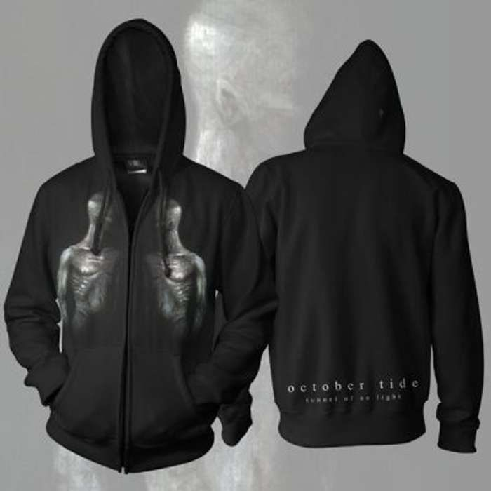 October Tide -  Tunnels Hoodie - Omerch