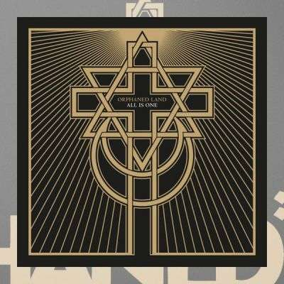 Orphaned Land -  'Allisone' CD - Omerch