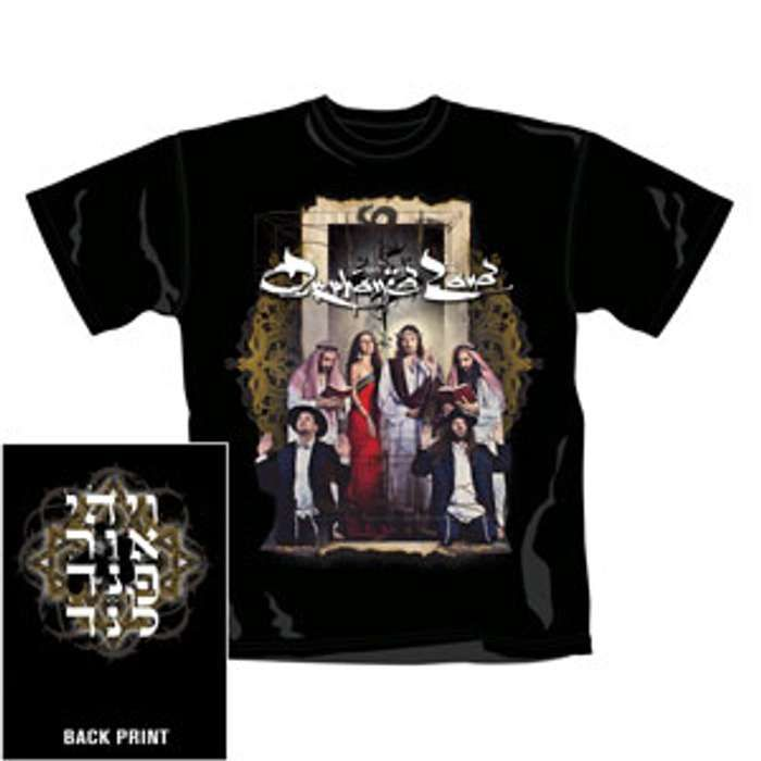Orphaned Land - Band 2 T-Shirt - Omerch