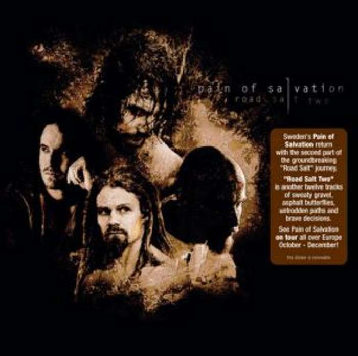 Pain of Salvation -  'Road Salt 2' Digipak CD - Omerch