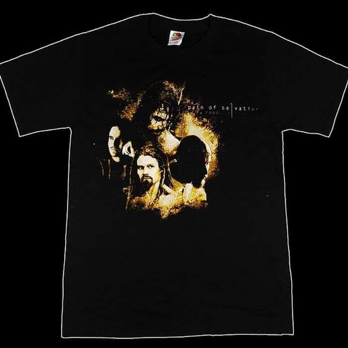Pain of Salvation - 'Road Salt Two' T-Shirt - Omerch
