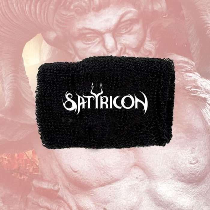 Satyricon -  Logo Jumbo Wristband - Omerch