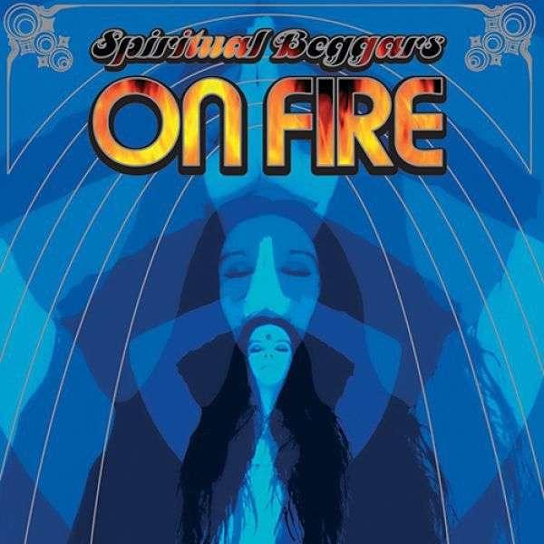 Spiritual Beggars -  'On Fire' Blue Vinyl - Omerch