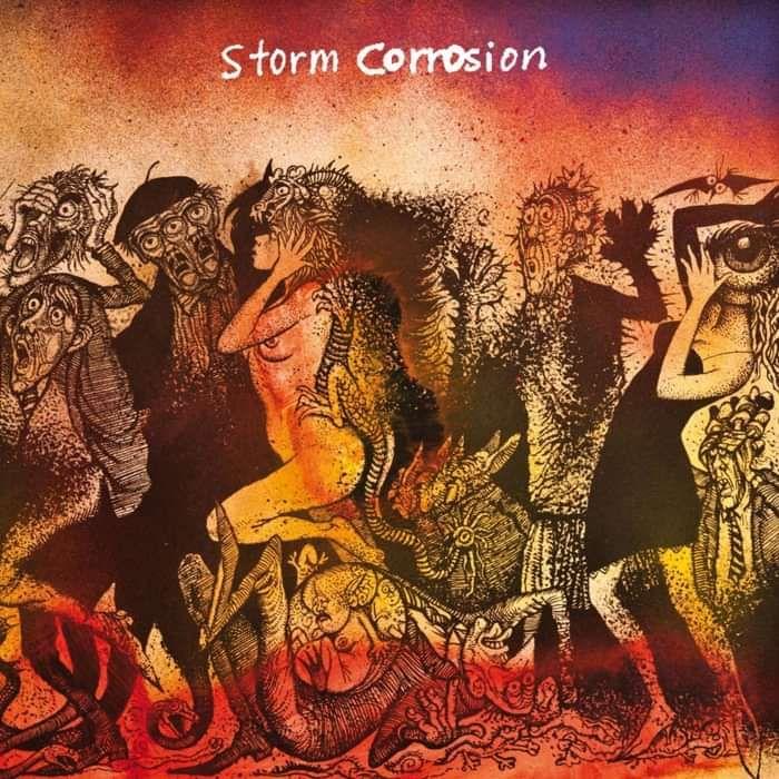 Storm Corrosion - 'Storm Corrosion' Ltd. Edition CD+Blu Ray - Omerch