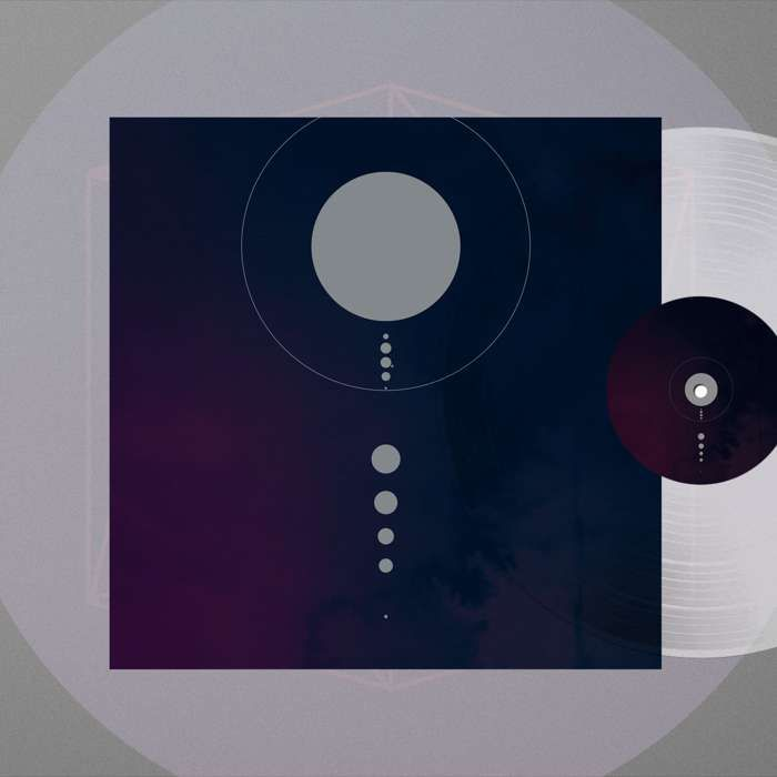 Tesseract - 'Sonder' Limited Edition Crystal Clear Vinyl - Omerch