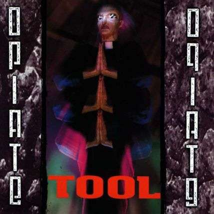 Tool -  'Opiate' CD - Omerch