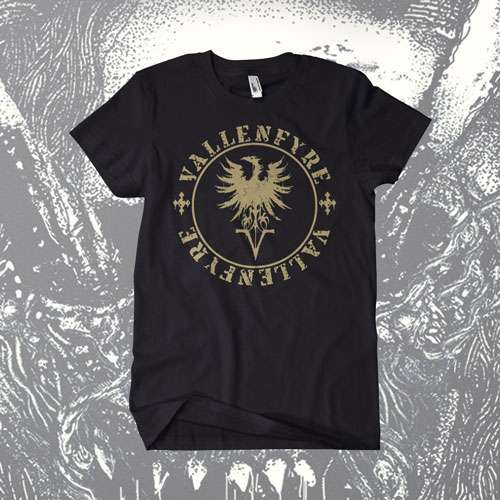 Vallenfyre - Label T-Shirt - Omerch