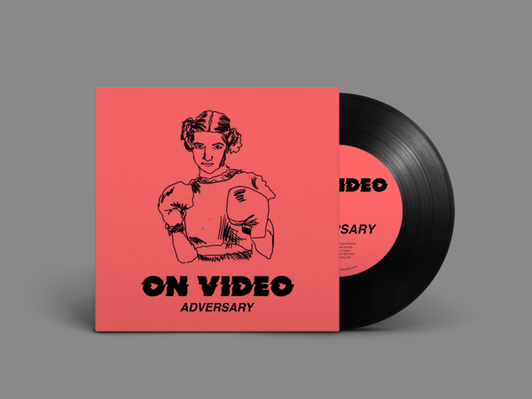 "Adversary / Past Tense 7"" - On Video"