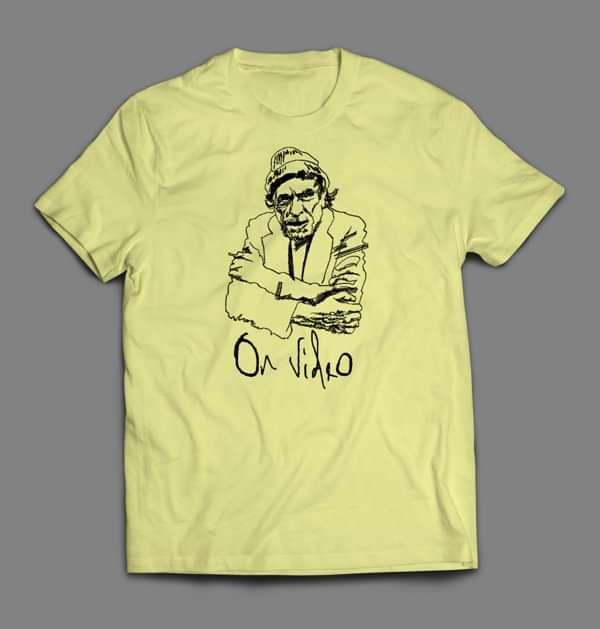 On Video Bukowski t-shirt - On Video