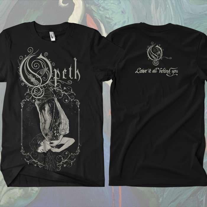 Opeth - 'Chrysalis' T-Shirt - Opeth US