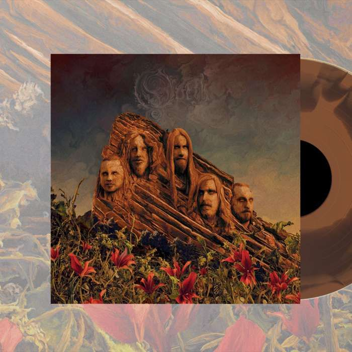 Opeth - 'Garden Of The Titans (Opeth Live at Red Rocks)' *EXCLUSIVE* 2LP Gold Vinyl - Opeth US
