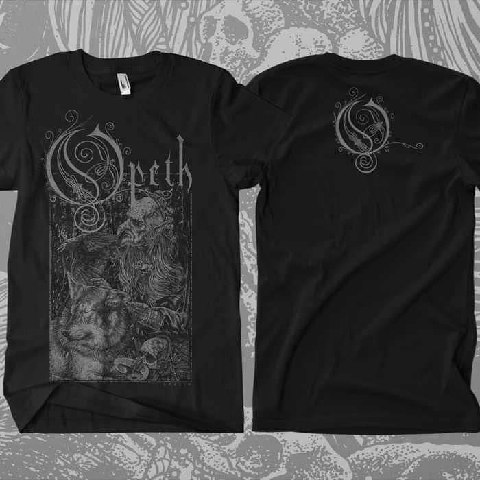 Opeth - 'Goblin' T-Shirt - Opeth US