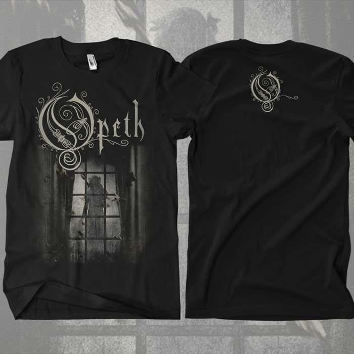Opeth - 'Lamentations' T-Shirt - Opeth US