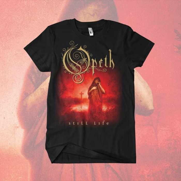 Opeth - 'Still Life' T-Shirt - Opeth US
