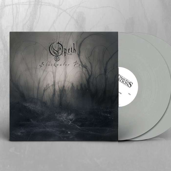 Opeth - 'Blackwater Park' 2LP *EXCLUSIVE* Grey Vinyl - Opeth