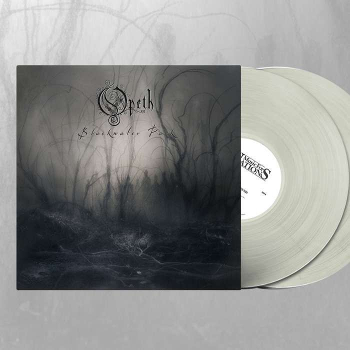 Opeth - 'Blackwater Park' 2LP *EXCLUSIVE* Transparent Vinyl - Opeth