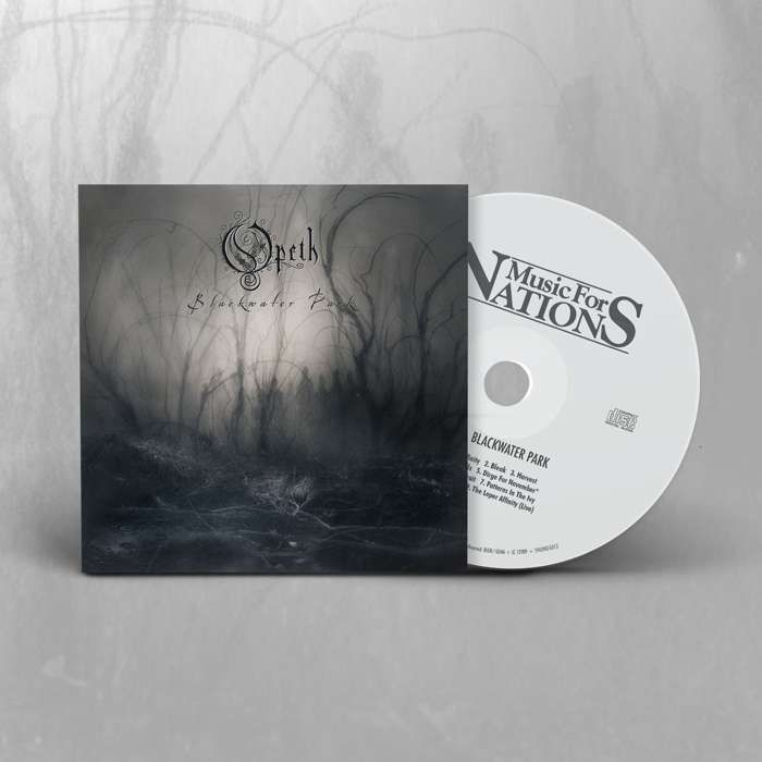 Opeth - 'Blackwater Park' Deluxe CD - Opeth