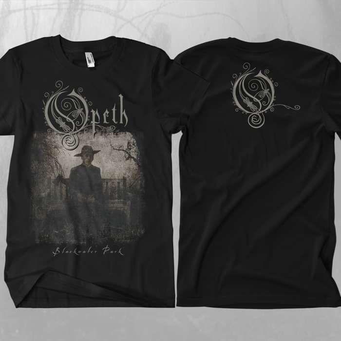 Opeth - 'Blackwater Park - Figure' T-Shirt - Opeth