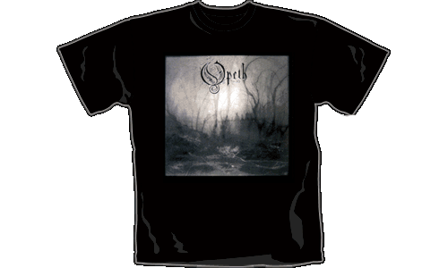 Opeth - Blackwater Park T-Shirt - Opeth