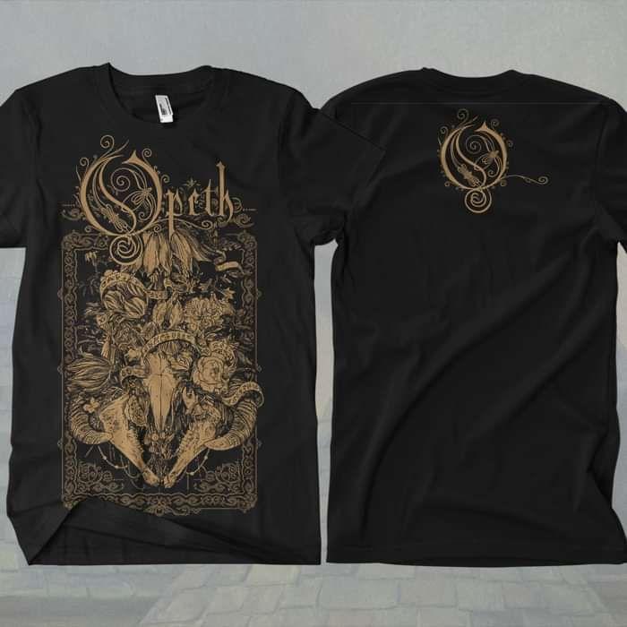 Opeth - 'Bouquet' T-Shirt - Opeth