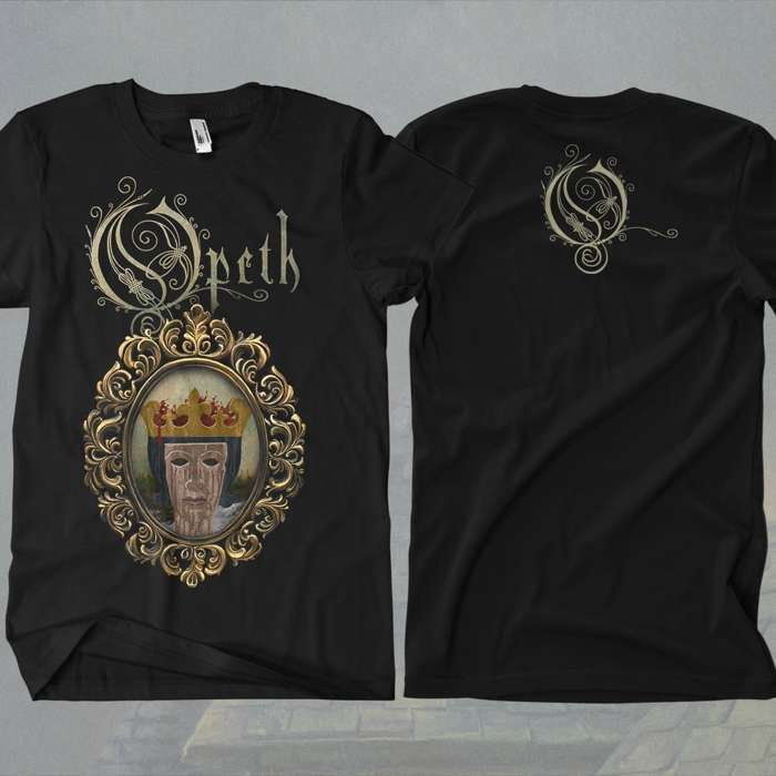 Opeth - 'Crown' T-Shirt - Opeth