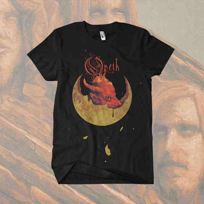 Opeth - 'Devil Moon' T-Shirt - Opeth