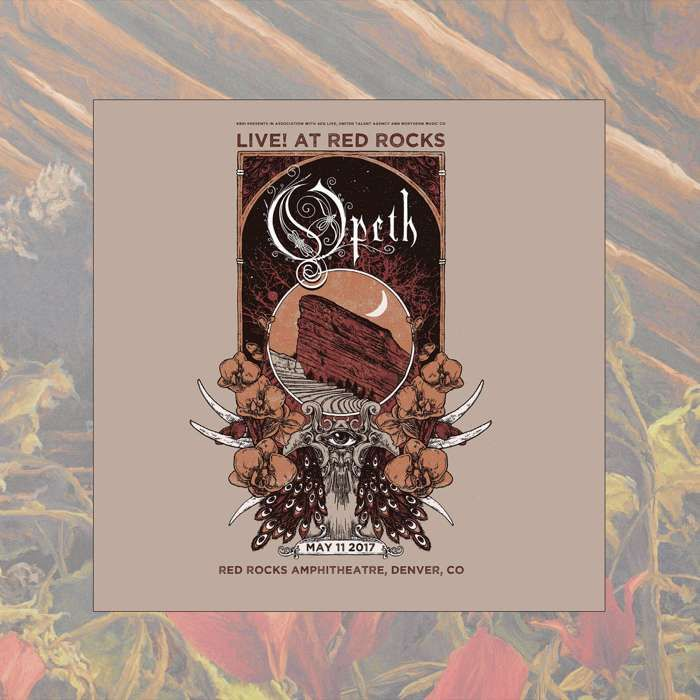 Opeth - 'Garden Of The Titans (Opeth Live at Red Rocks)' 2CD Jewelcase - Opeth
