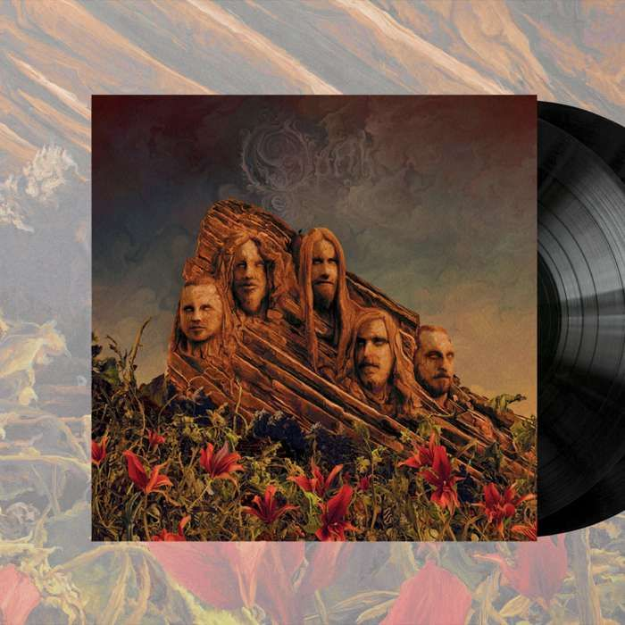 Opeth - 'Garden Of The Titans (Opeth Live at Red Rocks)' 2LP Black Vinyl - Opeth