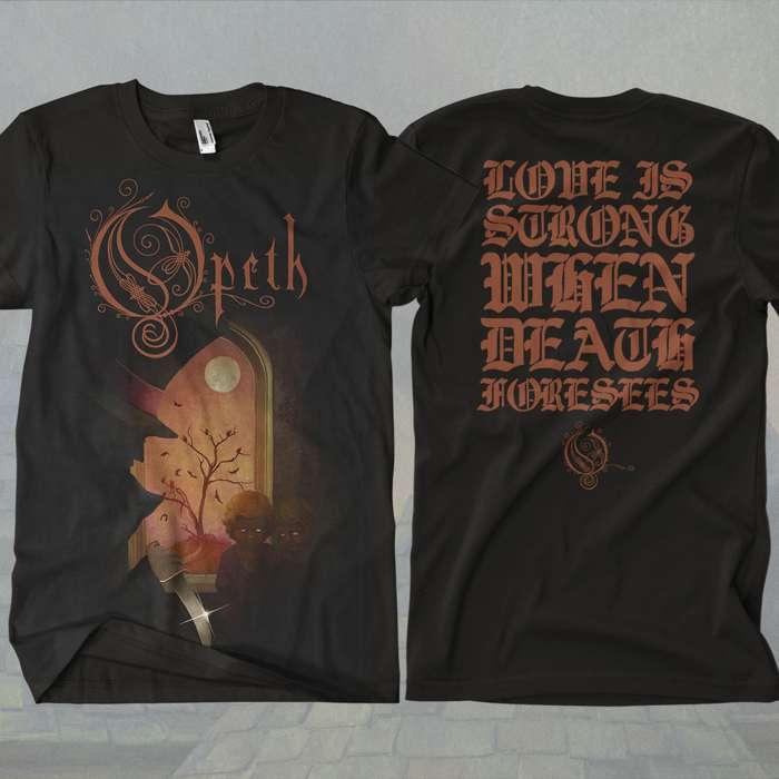 Opeth - 'Garroter' T-Shirt - Opeth
