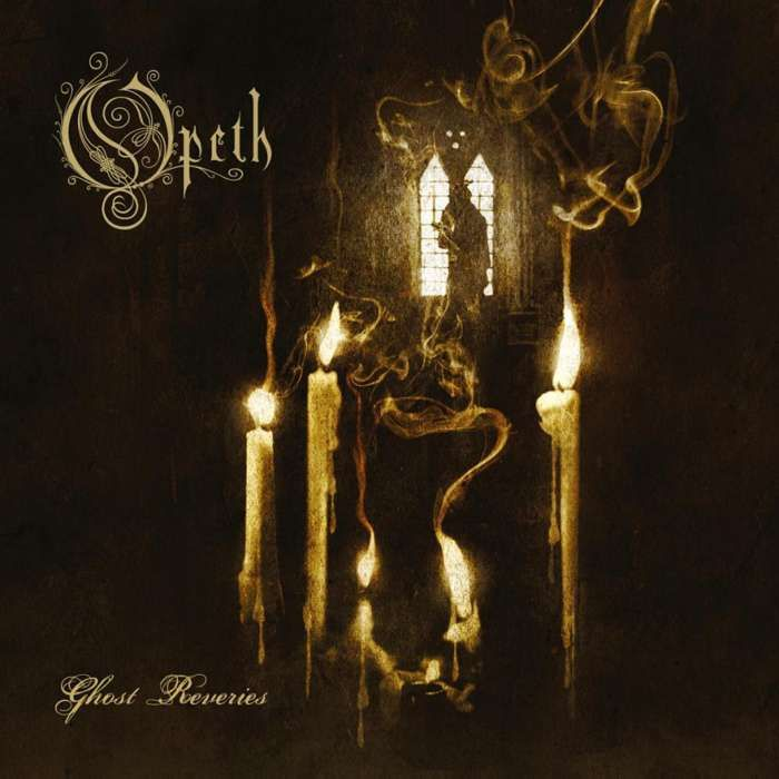 Opeth - 'Ghost Reveries' 180g Audiophile Vinyl - Opeth