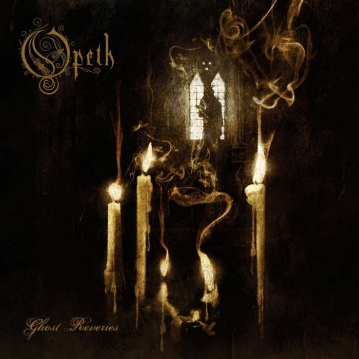 Opeth - Ghost Reveries CD - Opeth