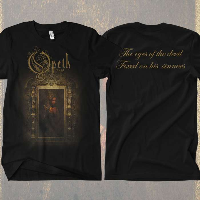 Opeth - 'Grand Conjuration' T-Shirt - Opeth