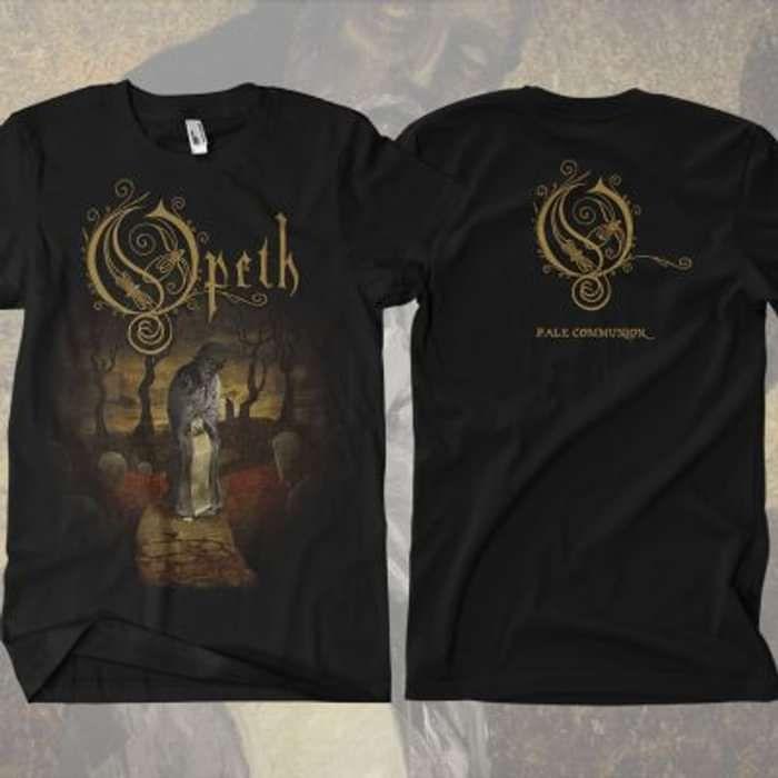 Opeth -  'Graveyard' T-Shirt - Opeth