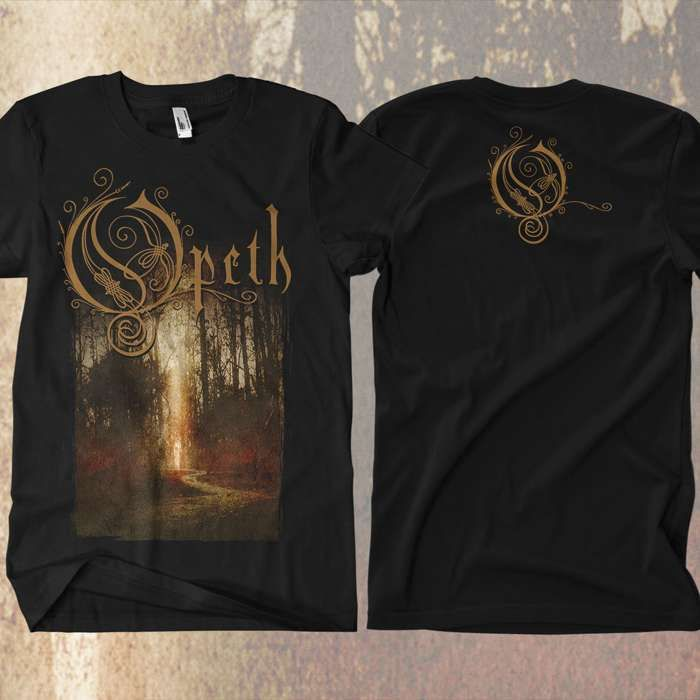 Opeth - 'Harlequin Forest' T-Shirt - Opeth