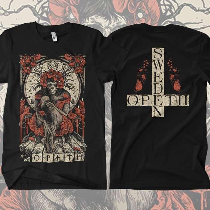 Opeth - 'Haxprocess' T-Shirt - Opeth