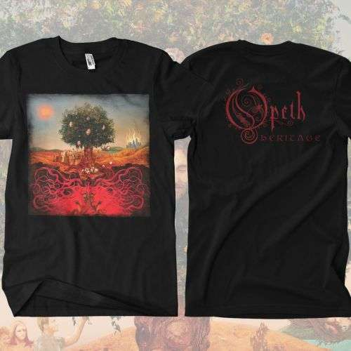 Opeth - Heritage Album T-Shirt - Opeth
