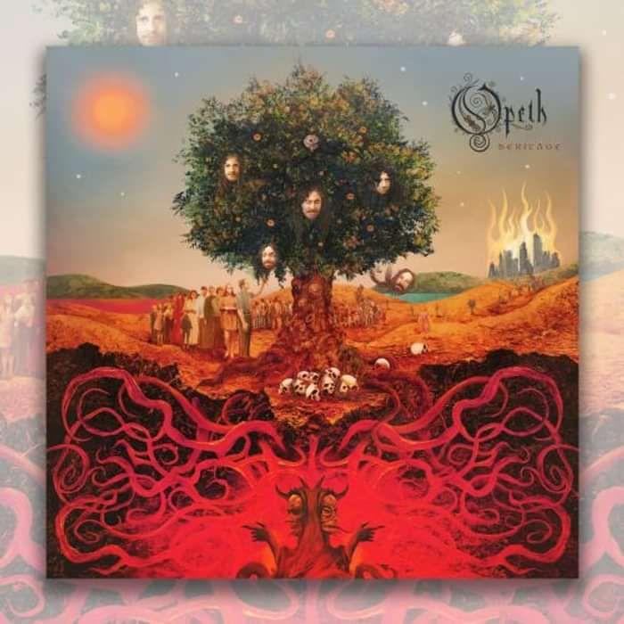 Opeth -  'Heritage' CD - Opeth