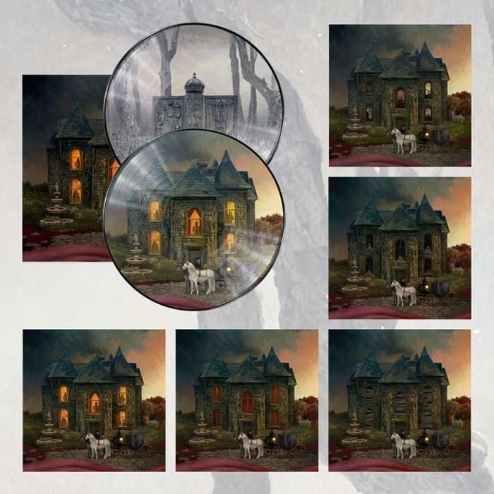 Opeth - 'In Cauda Venenum' 2LP Picture Disc + 5 x Prints Bundle - Opeth