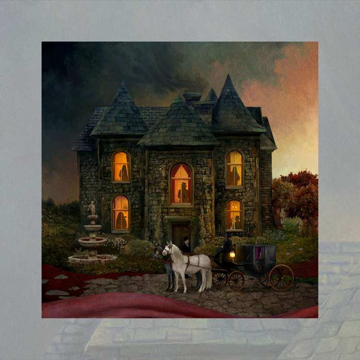Opeth - 'In Cauda Venenum' English Edition CD + FREE SIGNED POSTCARD - Opeth