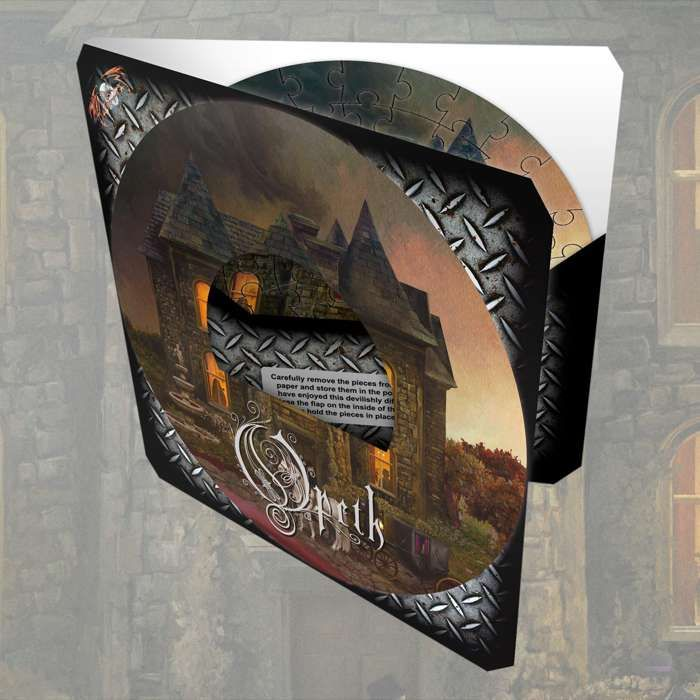 Opeth - 'In Cauda Venenum' Jigsaw - Opeth