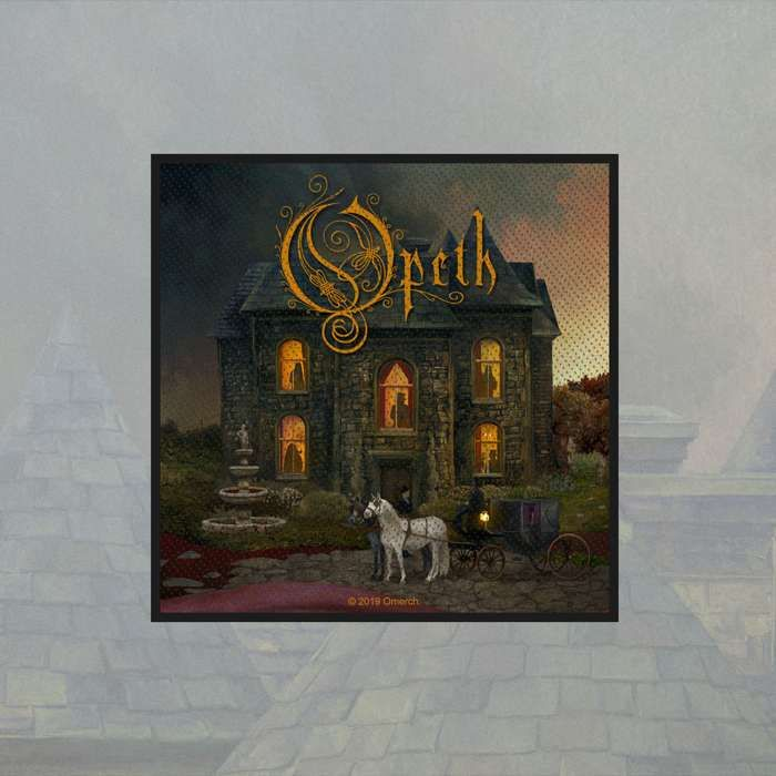 Opeth - 'In Cauda Venenum' Patch - Opeth