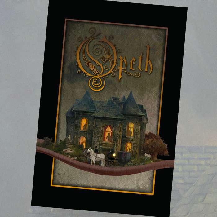 Opeth - 'In Cauda Venenum' Textile Poster - Opeth