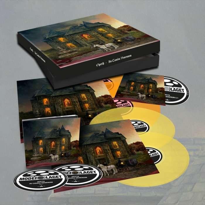 Opeth - 'In Cauda Venenum' Vinyl Box Set - Opeth