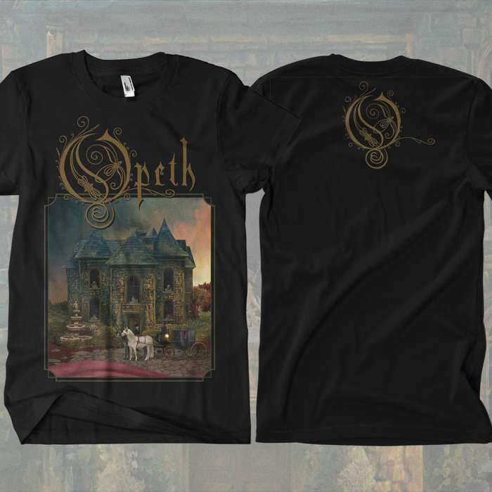 Opeth - 'In Isolation' T-Shirt - Opeth