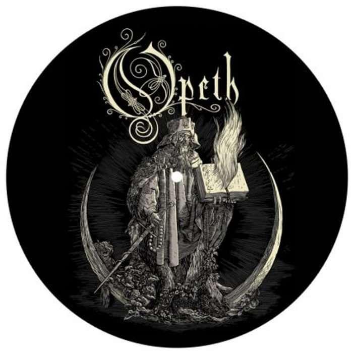Opeth - 'King' Slipmat - Opeth