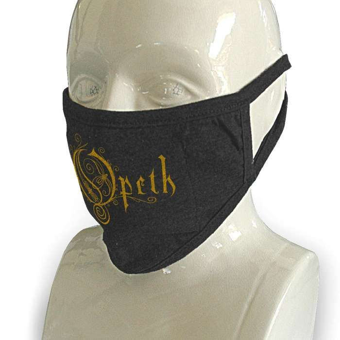 Opeth - 'Logo' Face Mask - Opeth