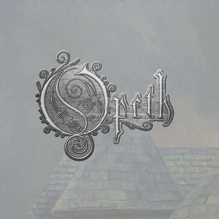 Opeth - 'Logo' Metal Pin Badge - Opeth