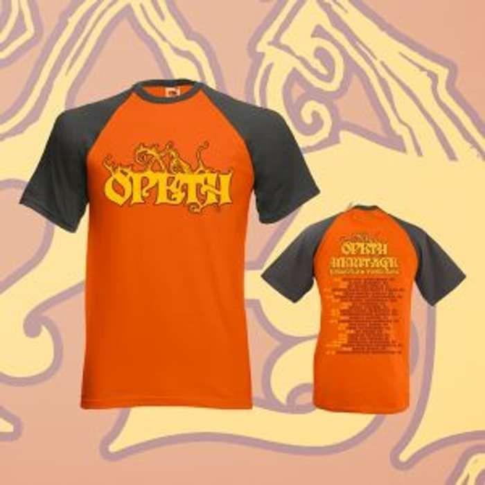 Opeth - Logo Tour Baseball - Opeth