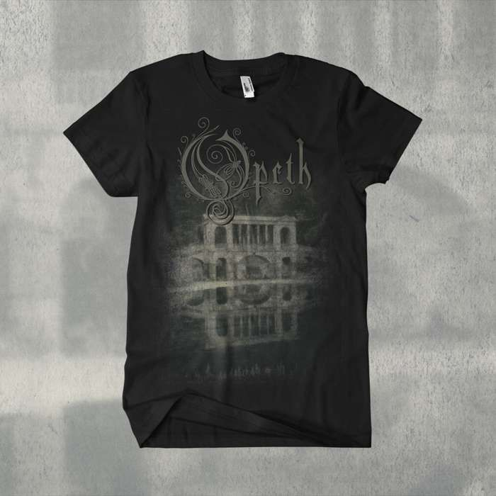 Opeth - 'Morningrise' T-Shirt - Opeth